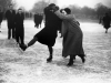 Ice Skating at Wimbledon, 1932