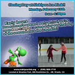 Closing Day at Siskiyou Ice Rink: Mon, Feb 15