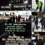 Cheap Skate Night at Siskiyou Ice Rink, Friday Feb. 24