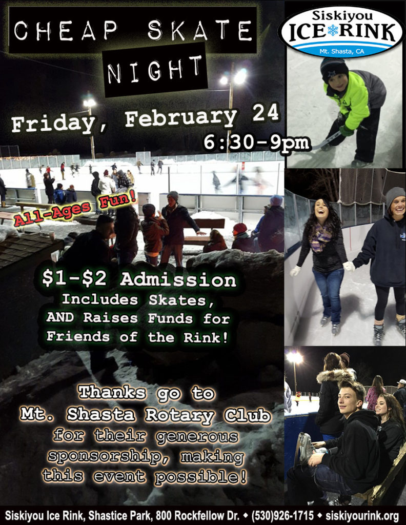 Cheap Skate NightfEB2017