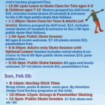 Closing Weekend at Siskiyou Ice Rink!
