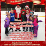 Ice Skate with Santa at Siskiyou Ice Rink! December 16th