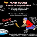 New: Sunday Family Hockey At Siskiyou Ice Rink!